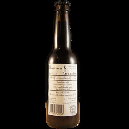 De Molen Bommen & Granaten Barley WINE 11.9% Btl 330mL