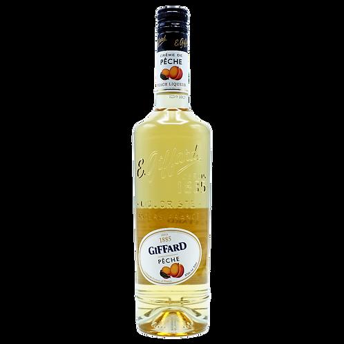 Giffard Peach Liqueur 16% 700mL