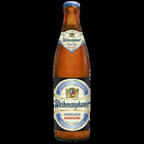 Weihenstephan HefeWeissbier AlkoholFrei Btl 500mL