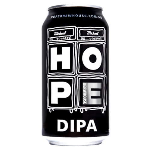Hope Brewery D I P A 9% Can 375mL