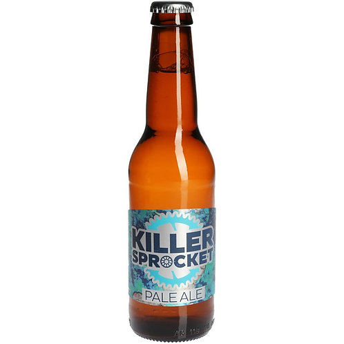 Killer Sprocket Pale Ale 4.8% Btl 330mL