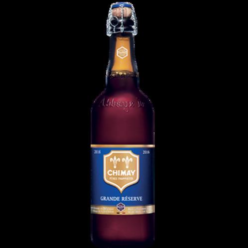 Chimay 2019 Blue Trappist Biere 9% Btl 750mL