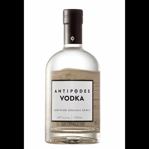 Antipodes Certified Organic Vodka 40% Btl 700mL