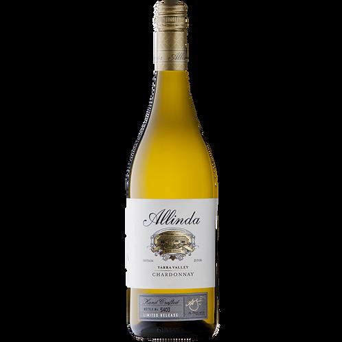 Allinda Winery 2018 Yarra Valley Chardonnay Btl 750mL