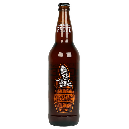 Rogue Brewing Dead N' Dead Limted Release 9.5% Btl 750mL