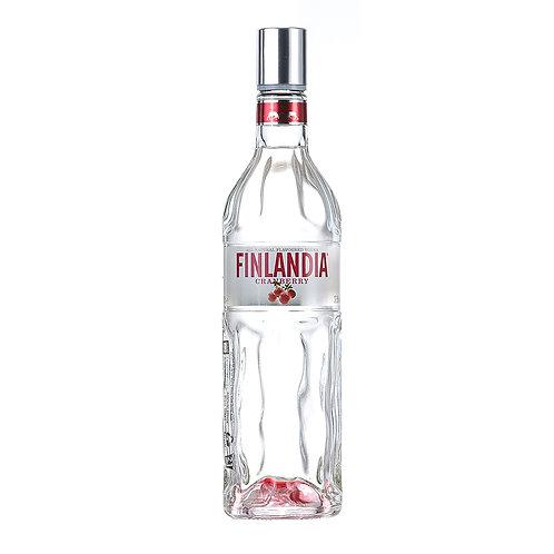 Finlandia Cranberry Vodka 37.5% 700mL