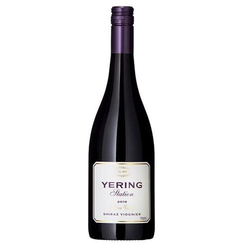 Yering Station Estate Shiraz Viognier 2018 Yarra Valley 750mL