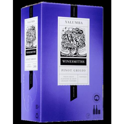 Yalumba Winesmiths Pinot Grigio Cask 2LT