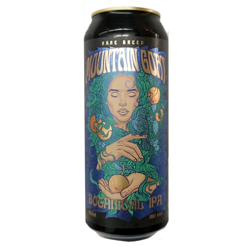 Mountain Goat Limited Release Botanical IPA 6.8% Can 375mL