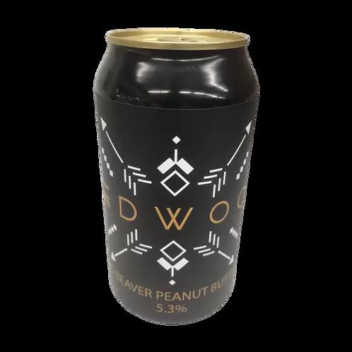 Redwood / Belching Beaver Peanut Butter Stout 5.3% Can 375mL