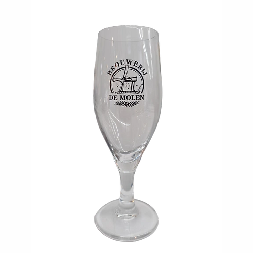 De Molen Tulip Style Beer Glass 300mL