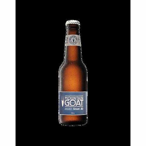 Mountain Goat Steam Ale Organic 4.5% Can 375mL