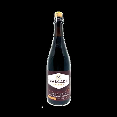 Cascade Brewing Sang Noir BBA Red Ale 10.1% Btl 750mL