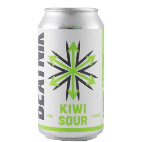 Beatnik Kiwi Sour 4% Can 375mL