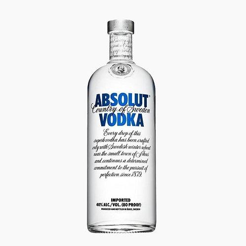 Absolut Vodka Btl 750mL