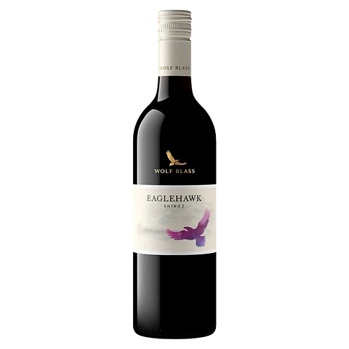Wolf Blass 2018 Eaglehawk Shiraz Btl 750mL