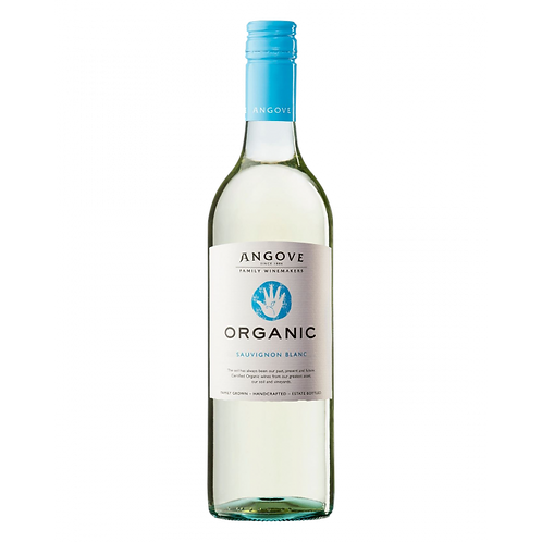 Angove 2019 Renmark Organic Sauvignon Blanc Btl 750mL