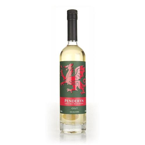 Penderyn Celtic Welsh Single Malt Whisky 41% 700mL