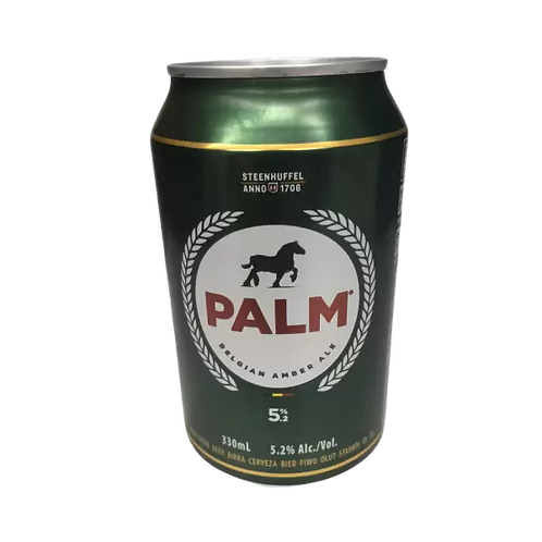 Palm Belgian Amber Ale Can 330mL