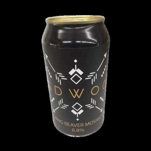 Redwood / Belching Beaver Mosaic DIPA 8.8% Can 375mL