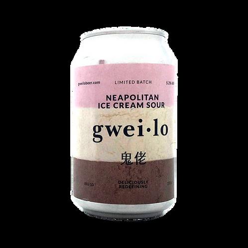 Gwei.lo Neapolitan Ice Cream Sour 5.2% Can 330mL