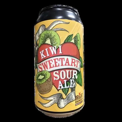 Bright Brewery Kiwi Sweetart Sour Ale 4.3% Can 375mL