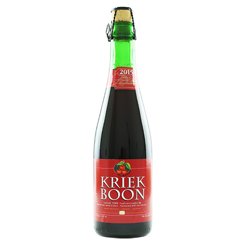 Boon Kriek Lambiek 4% Btl 375mL