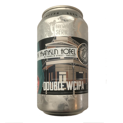 Big Shed Double West Coast IPA 9.5% Can 375mL