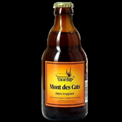 Mont des Cats Trappist Bier 7.6% Btl 330mL