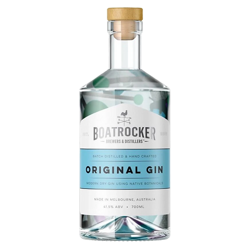 Boatrocker Original Gin 700mL