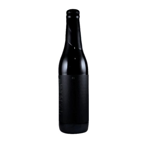 Hawkers Beer 2020 BA Whiskey Imperial Stout 11.9% Btl 500mL