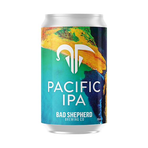 Bad Shepherd Pacific IPA 5.5% Can 355mL