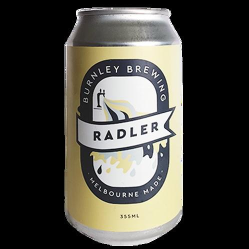 Burnley Brewing Radler Beer 2.4% Can 355mL
