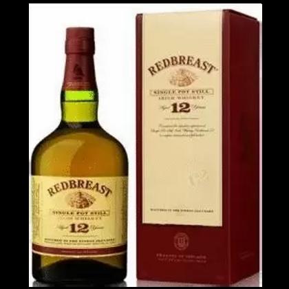 Redbreast Single Pot Still Cask Strength Whisky 55.8% 700mL