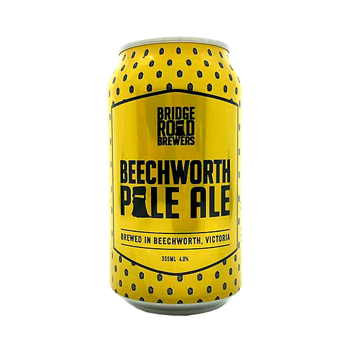 Bridge Road Beechworth Pale Ale 4.8% Can 355mL