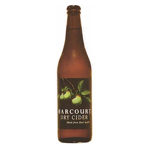 Harcourt Dry Apple Cider 7% Btl 500mL