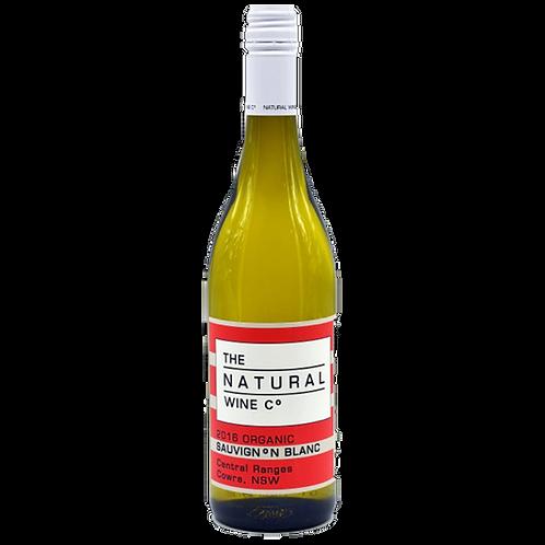 The Natural Wine Co 2020 Canowindra Organic Sauvignon Blanc Btl 750mL