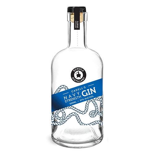 Echuca Distillery Navy Strength Gin 57% Btl 500mL