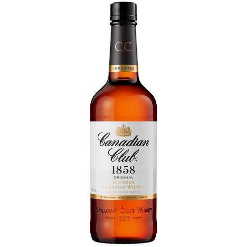 Canadian Club Original Whisky Btl 700mL