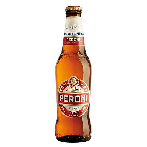 Peroni Red Birra 4.7% Btl 330mL
