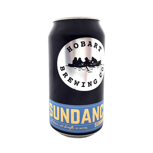 Hobart Brewing Co Sundance Summer Session Ale 3.5% Can 375mL