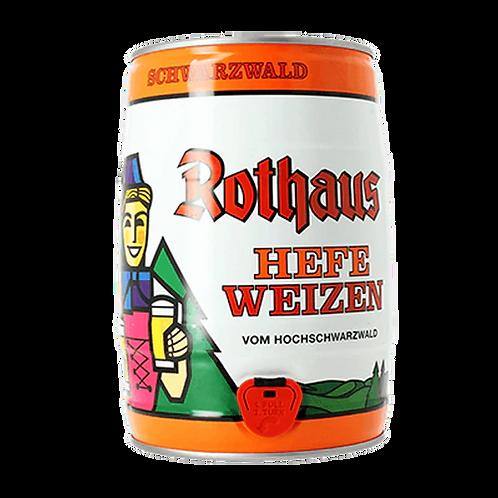Rothaus Hefeweizen Mini Keg 5L