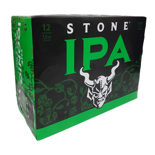 Stone Brewing West Coast IPA 6.9% Can 12 Pack 355mL