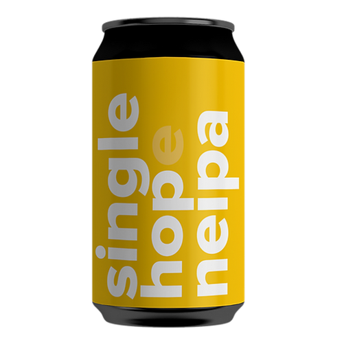Hope Brewery Single Hop El Dorado NEIPA 7% Can 375mL