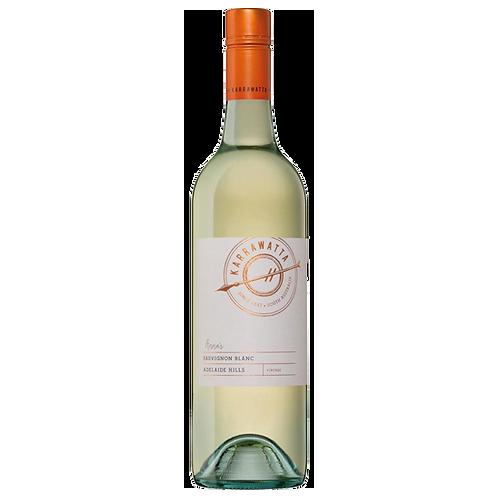 Karrawatta 2018 Adelaide Hills Anna's Sauvignon Blanc Btl 750mL