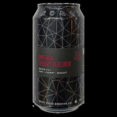 Rocky Ridge Imperial Cherry Berliner Weisse 6.5% Can 375mL