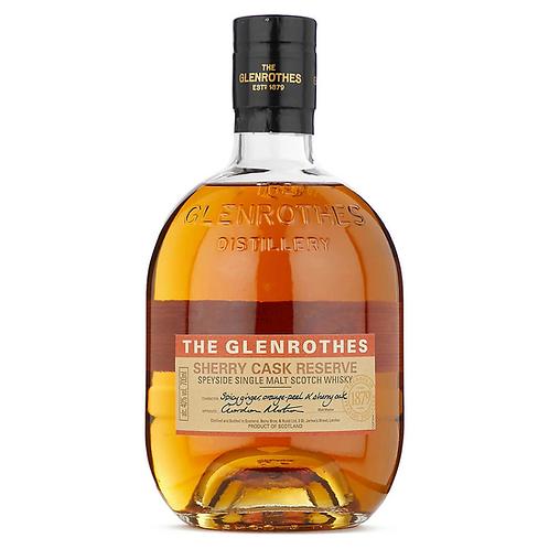 Glenrothes Sherry Cask Single Malt Scotch Whisky 40% 700mL