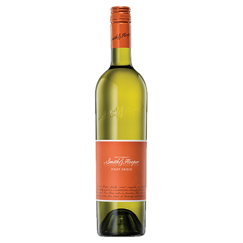 Smith & Hooper 2019 Wrattonbully Pinot Grigio Btl 750mL