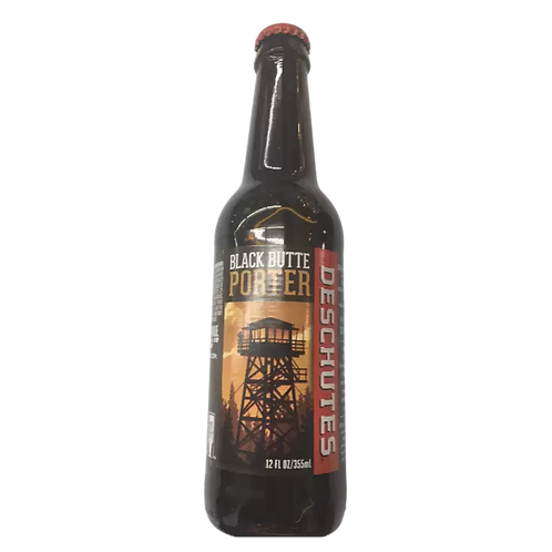 Deschutes Black Butte Porter 5.5% Btl 355mL