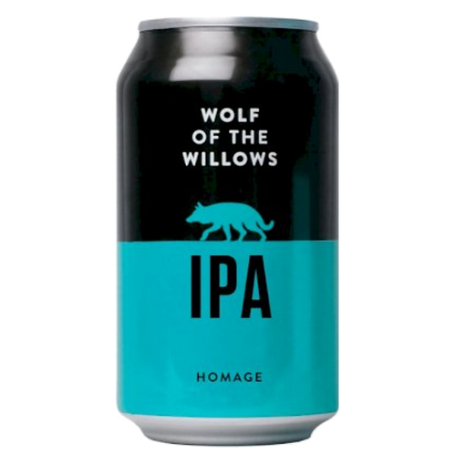 Wolf Of The Willows IPA 355mL Homage 6.2%